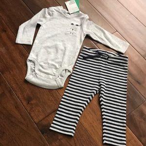 H&M baby girl/boy set
